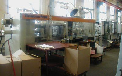 ТЕРМОПЛАСТАВТОМАТ Battenfeld 1300/500